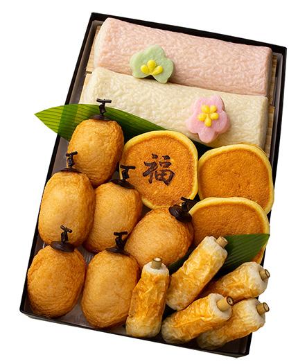 【つばき】迎春用御蒲鉾詰合せ